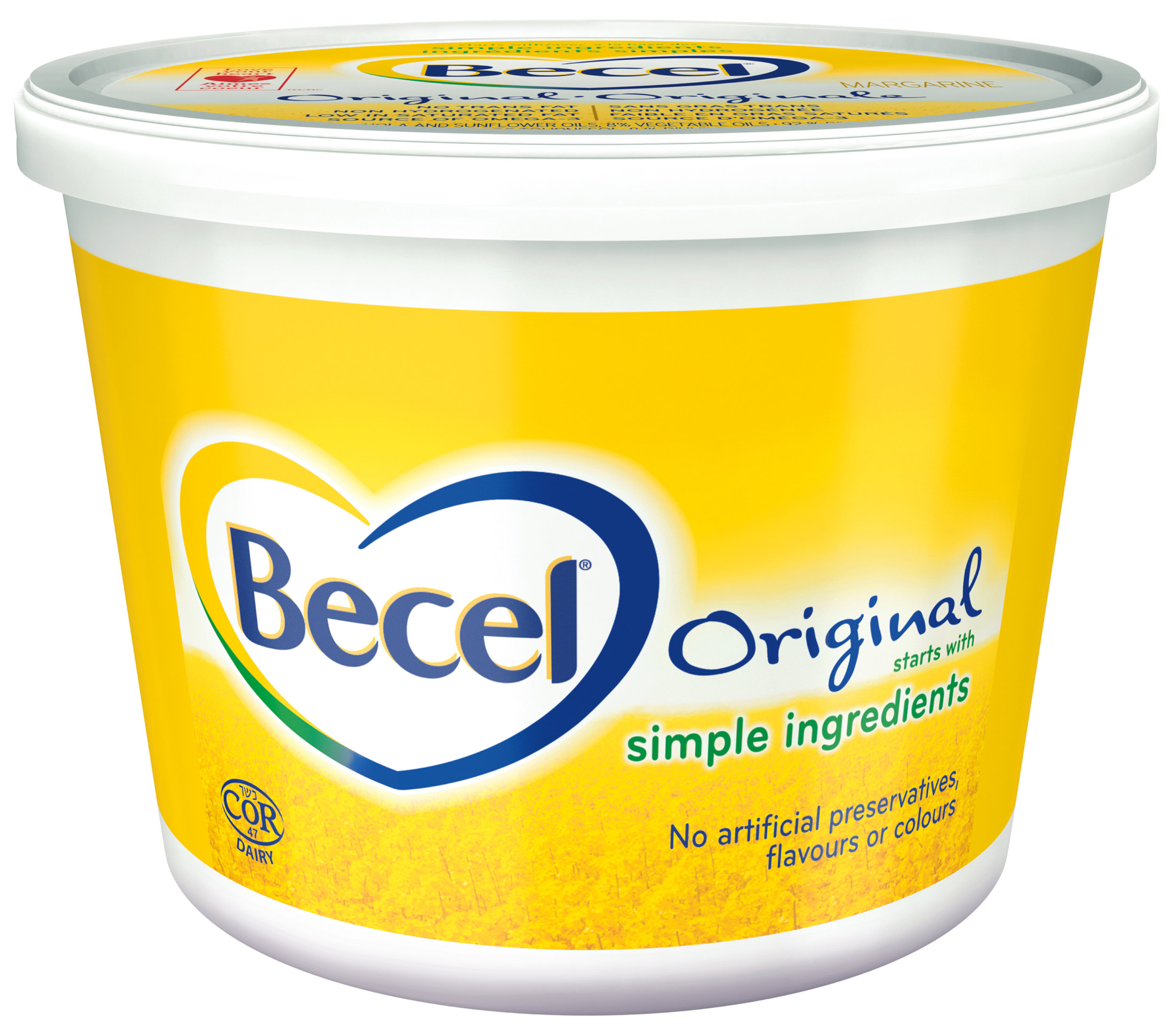 Becel® You Love With Simpler Ingredients