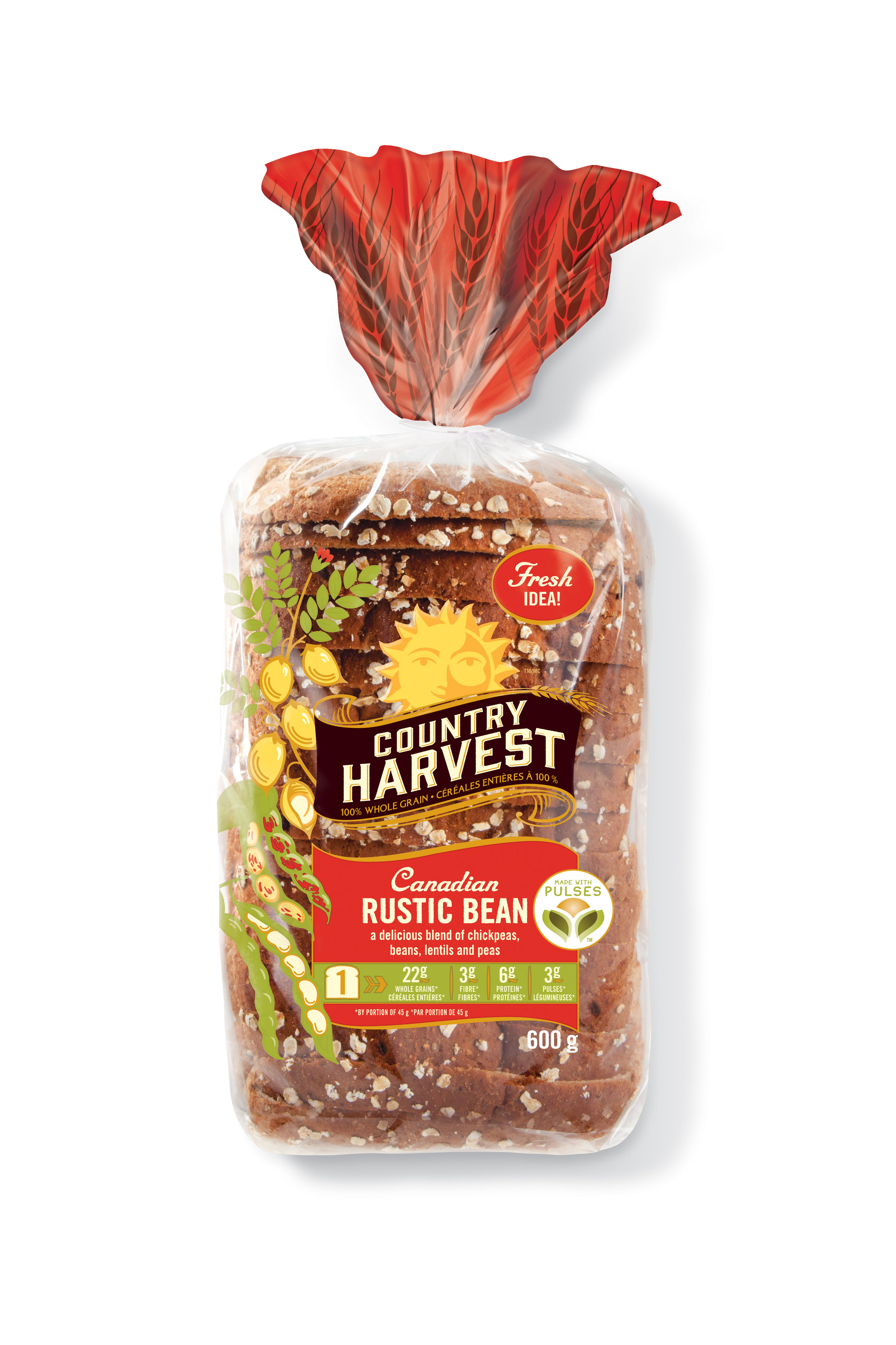 Country Harvest Canadian Rustic Bean