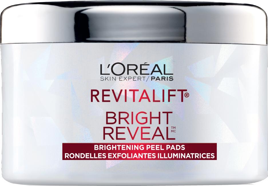 L'Oreal Paris Revitalift Bright Reveal Brightening Peel Pads