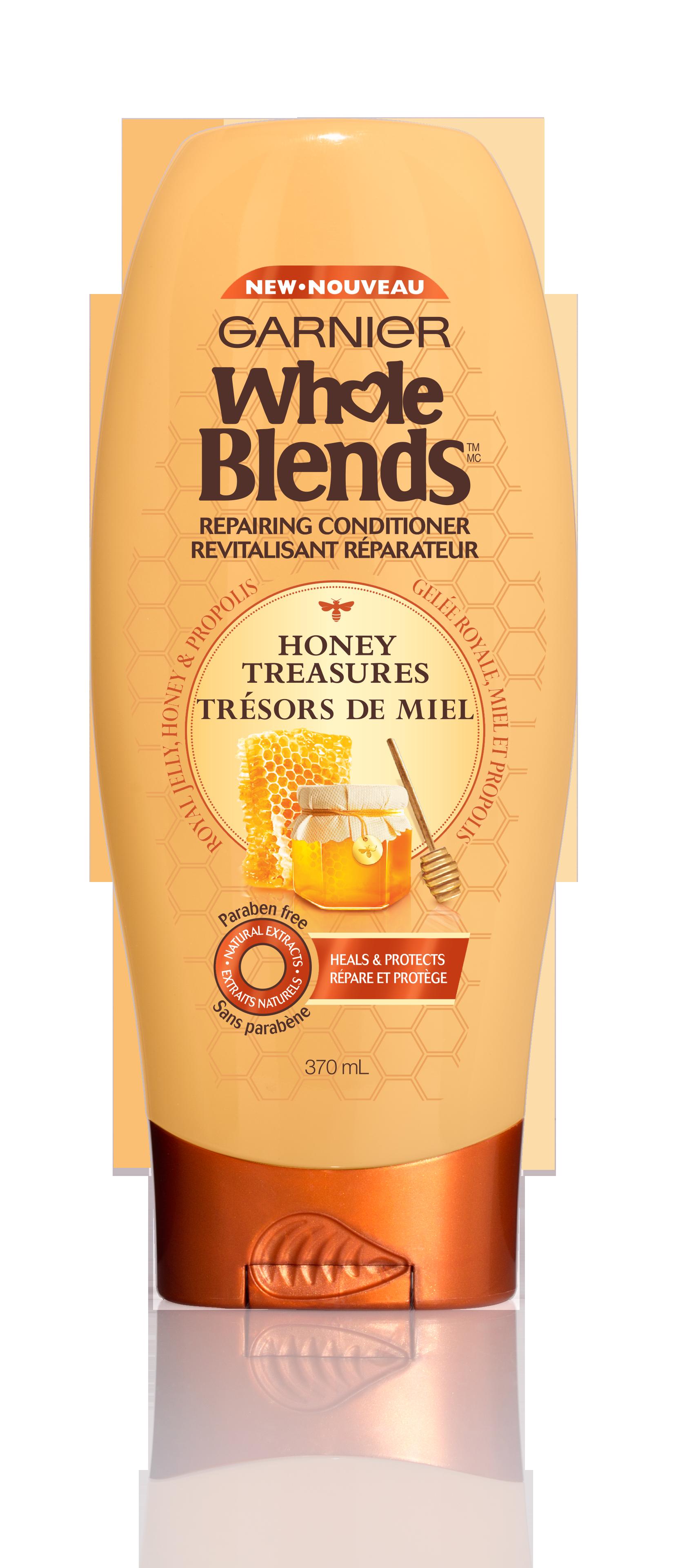 Garnier Whole Blends Honey Treasures Conditioner