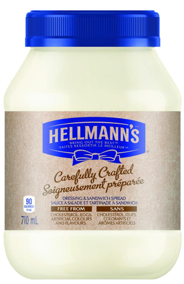 Hellmann's Carefully Crafted Dressing & Sandwich Spread