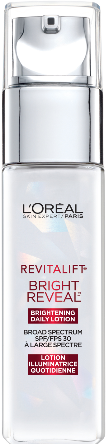 L'Oreal Paris Revitalift Bright Reveal Brightening Daily Lotion SPF 30