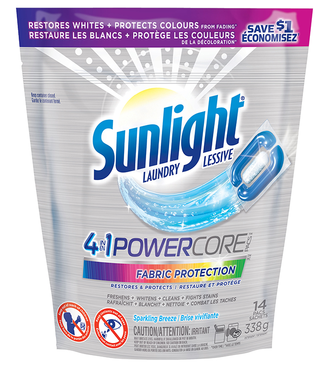 Sunlight 4in1 Powercore Pacs