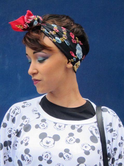 head scarf styles