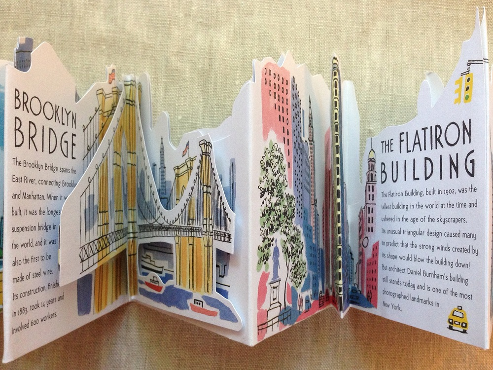 Children's Books for the NYC Babe by Rebecca Pitts