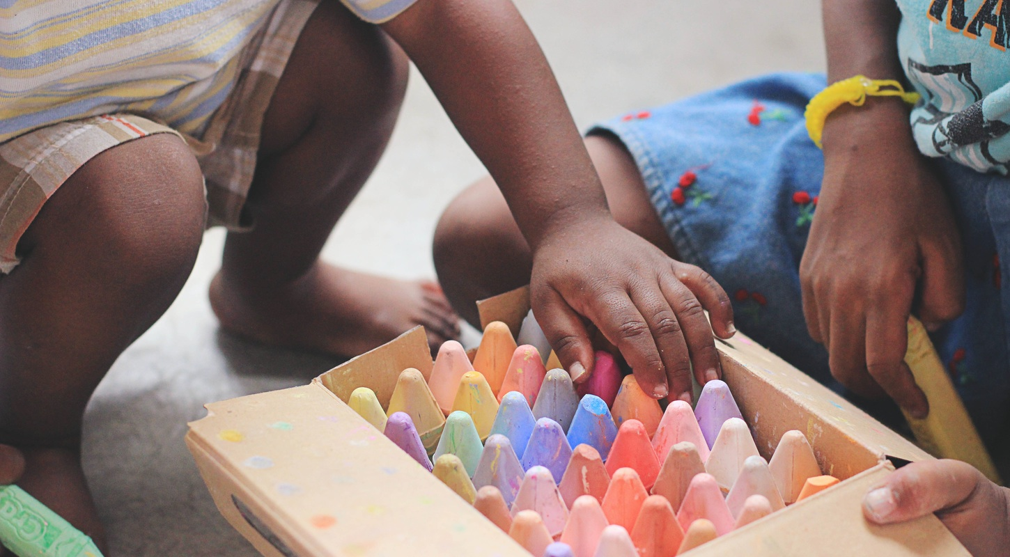 The Best Art Supplies for Toddlers + Preschoolers by Rebecca Pitts