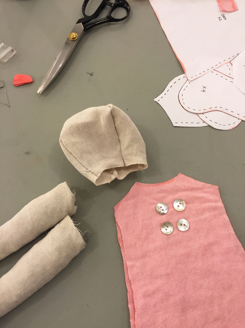 Crafting Outside My Comfort Zone - Making a Rag Doll by Rebecca Pitts - 03.jpg