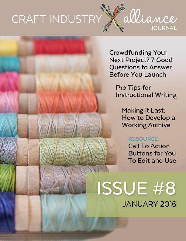 Craft Industry Alliance Issue 8