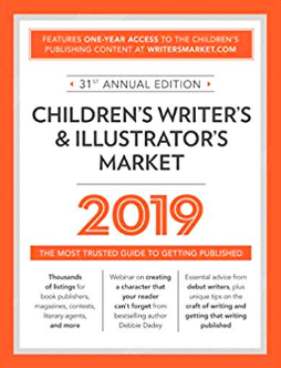 The Best Books on Writing by Rebecca Pitts - The Children's Writer's Market.png