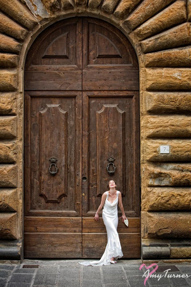 Florence/Firenze Wedding - Bride