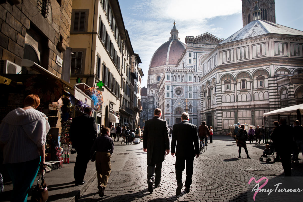 Florence/Firenze wedding