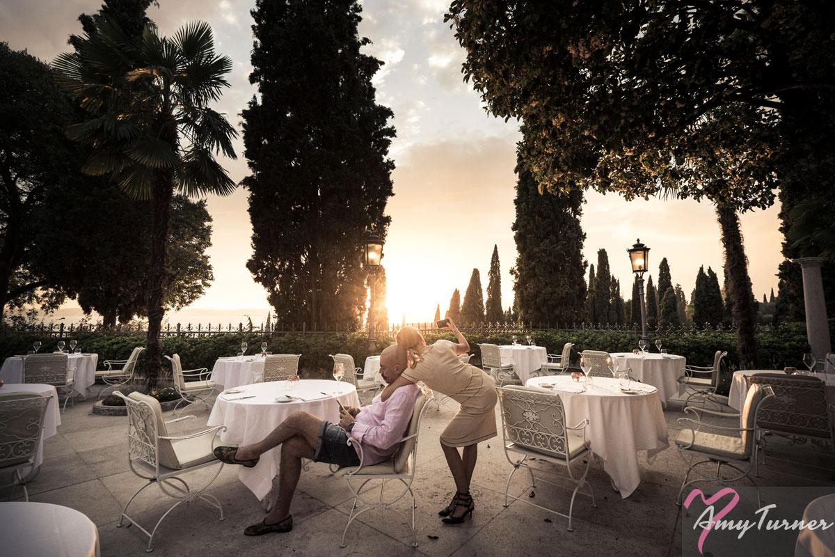 Lake Garda wedding - Guests