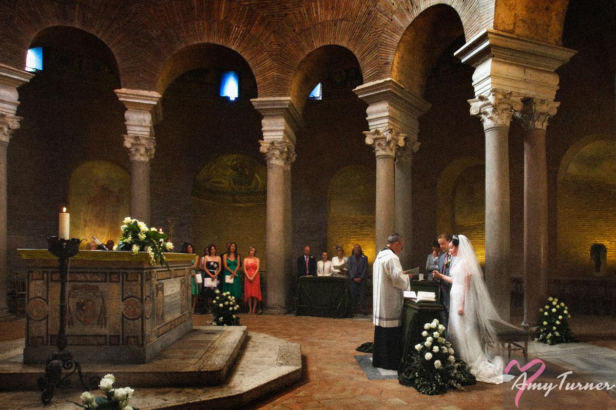 Chiesa di Santa Costanza, Rome