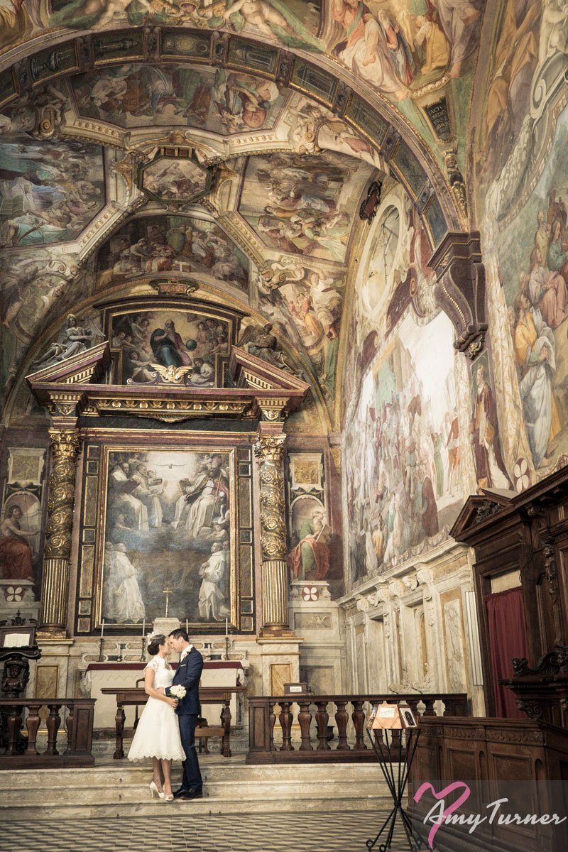 Certosa di Pontignano, Siena, Tuscany
