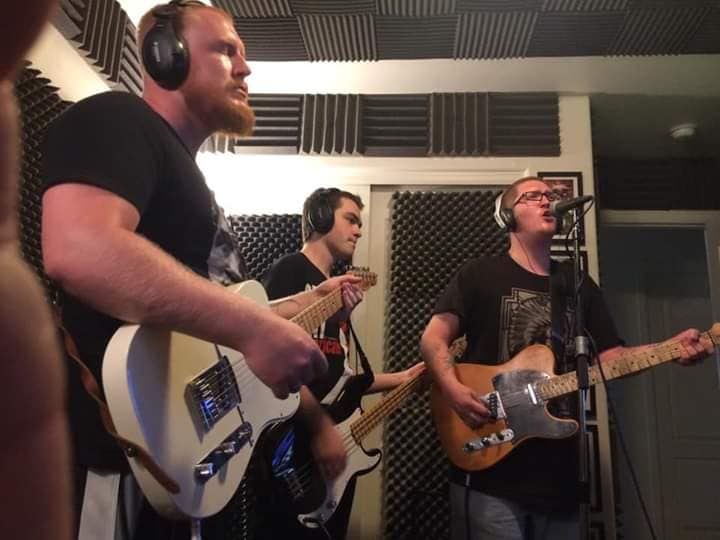 Truck Stop Quickies record at Fusion Audio Solutions
