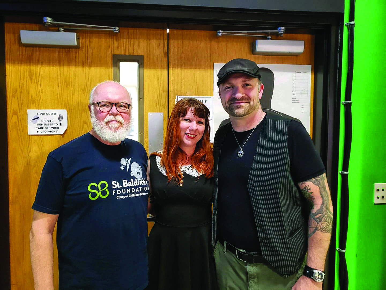 Jim Hamlin, Misti Dawn, and Jason Jennings