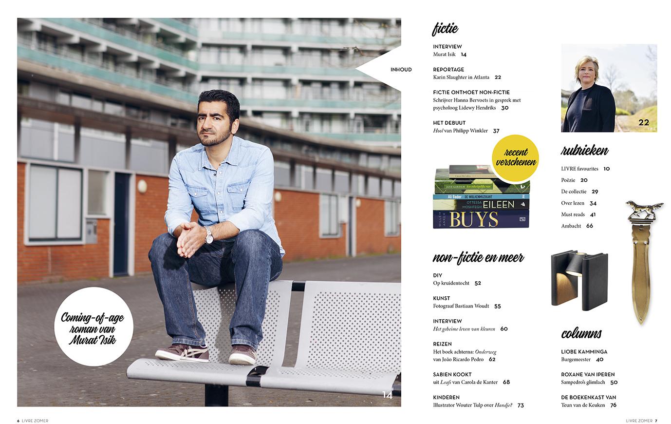 LIVRE Magazine