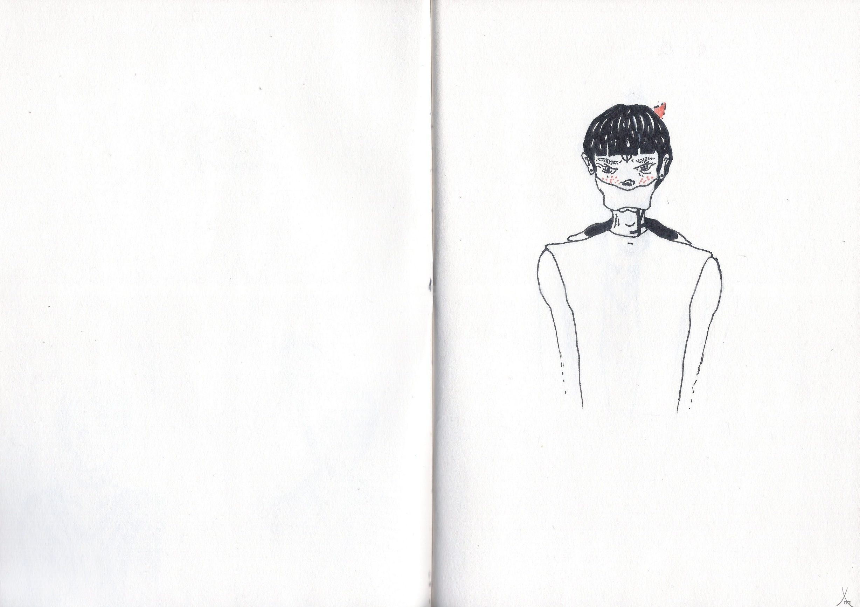 | Sketchbook 2013/14 |