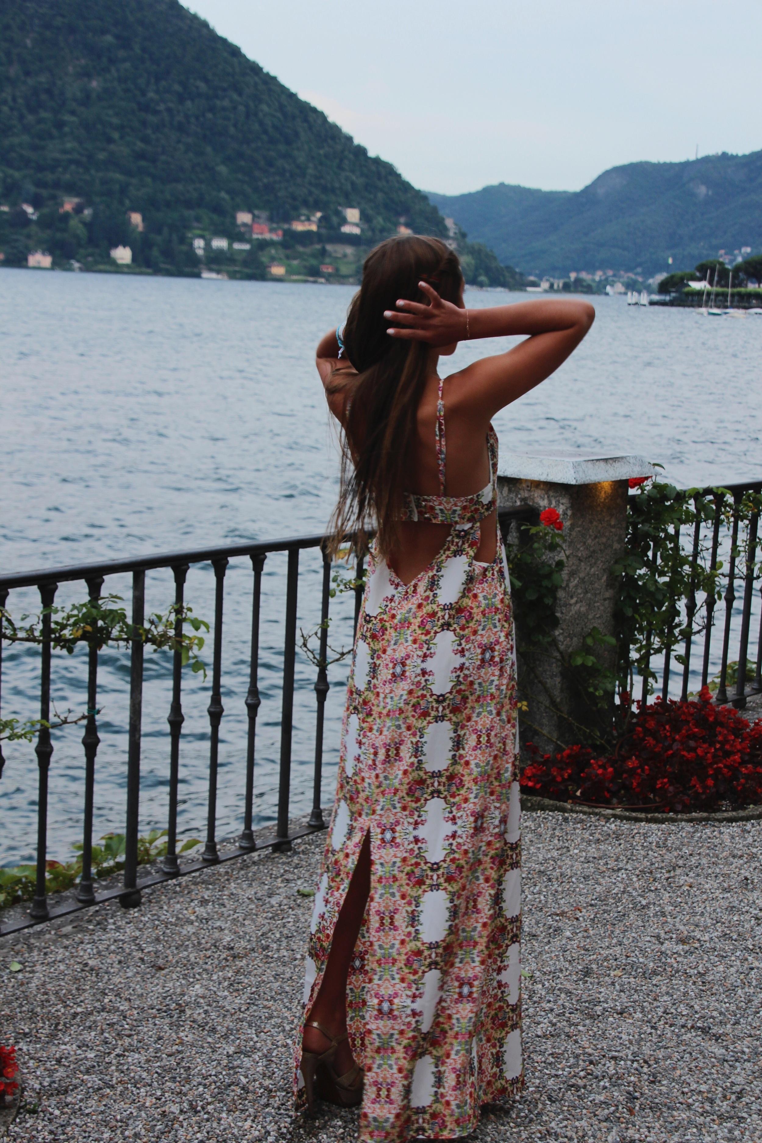 Villa de Este located on Lake Como