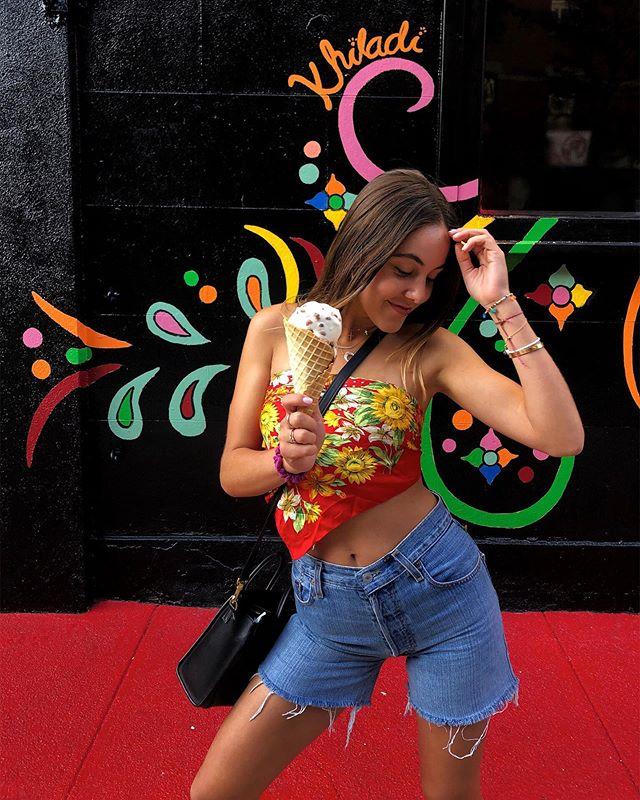 NYC has better ice cream;)🍦