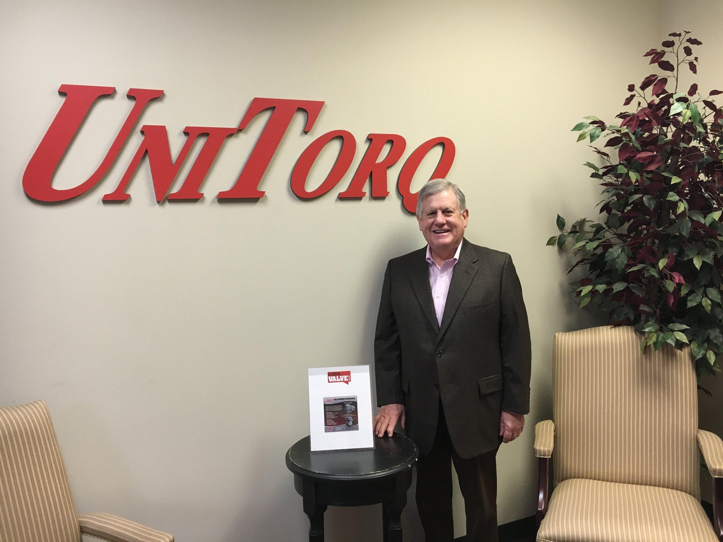 Jack Curtin  CEO,  UniTorq