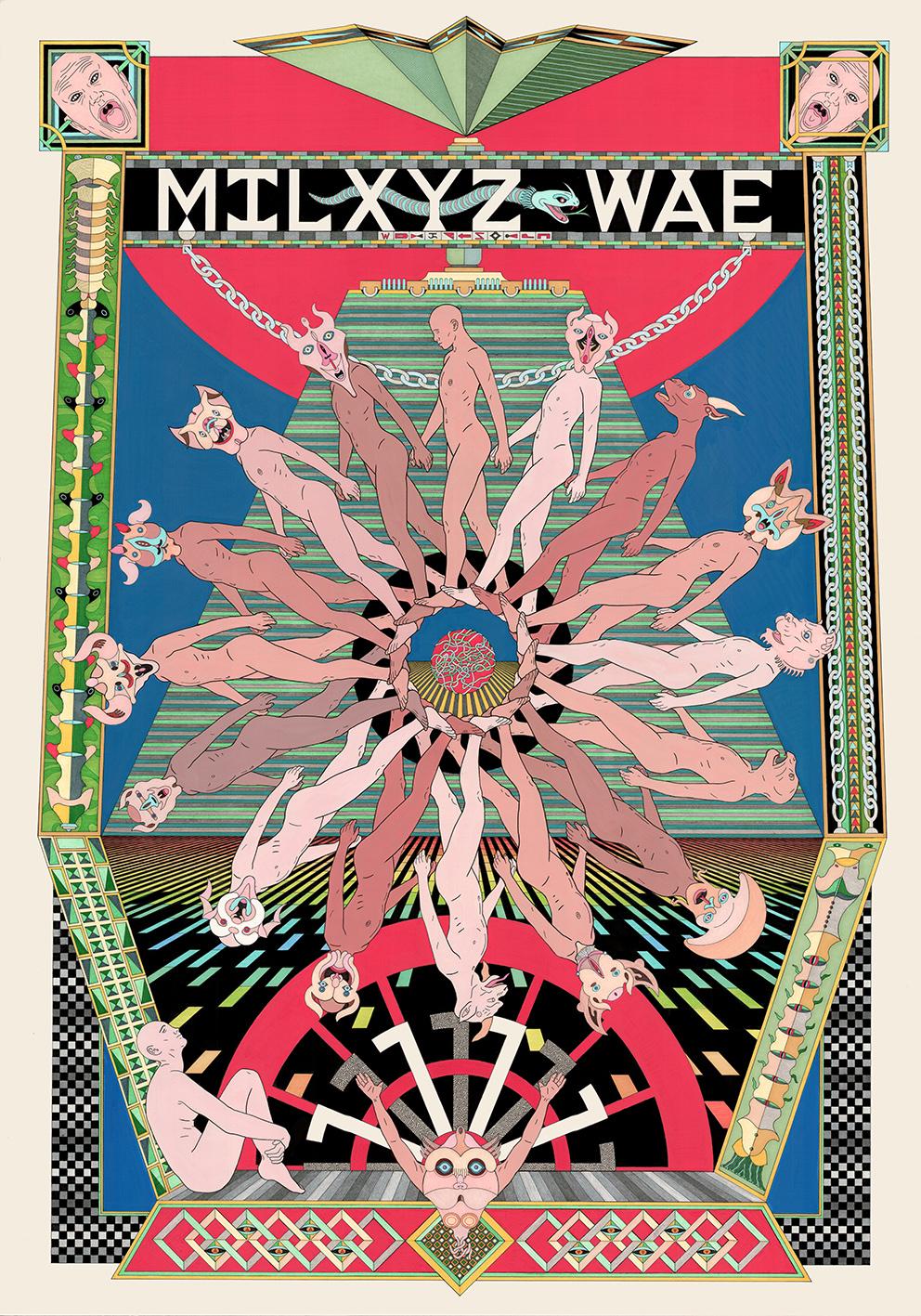 Milxyz Wae, 2017
