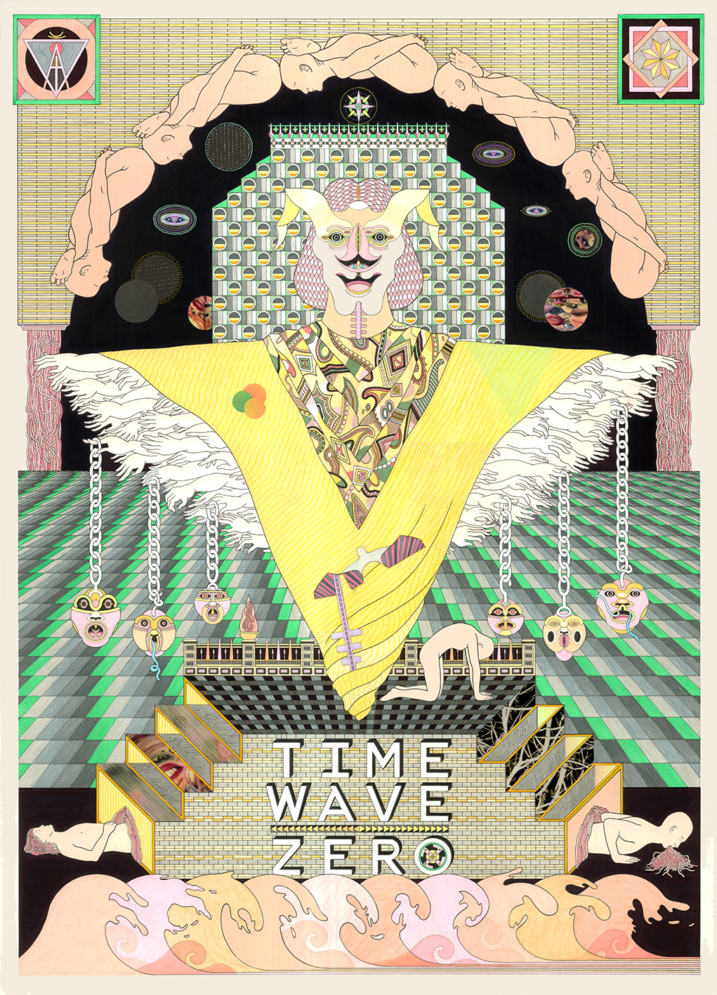 Time Wave Zero, 2014
