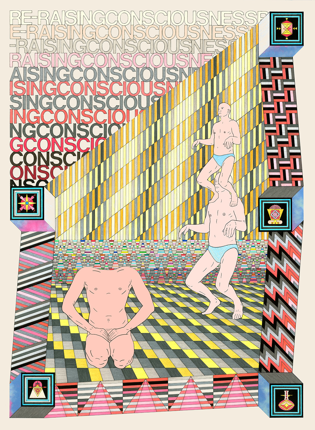 Re-Raising Consciousness, 2014