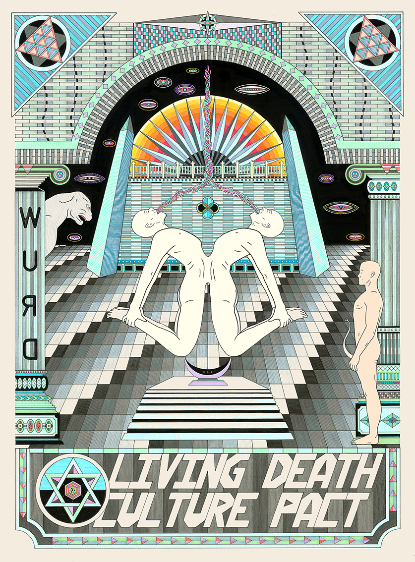 Culture Pact (Living Death), 2014