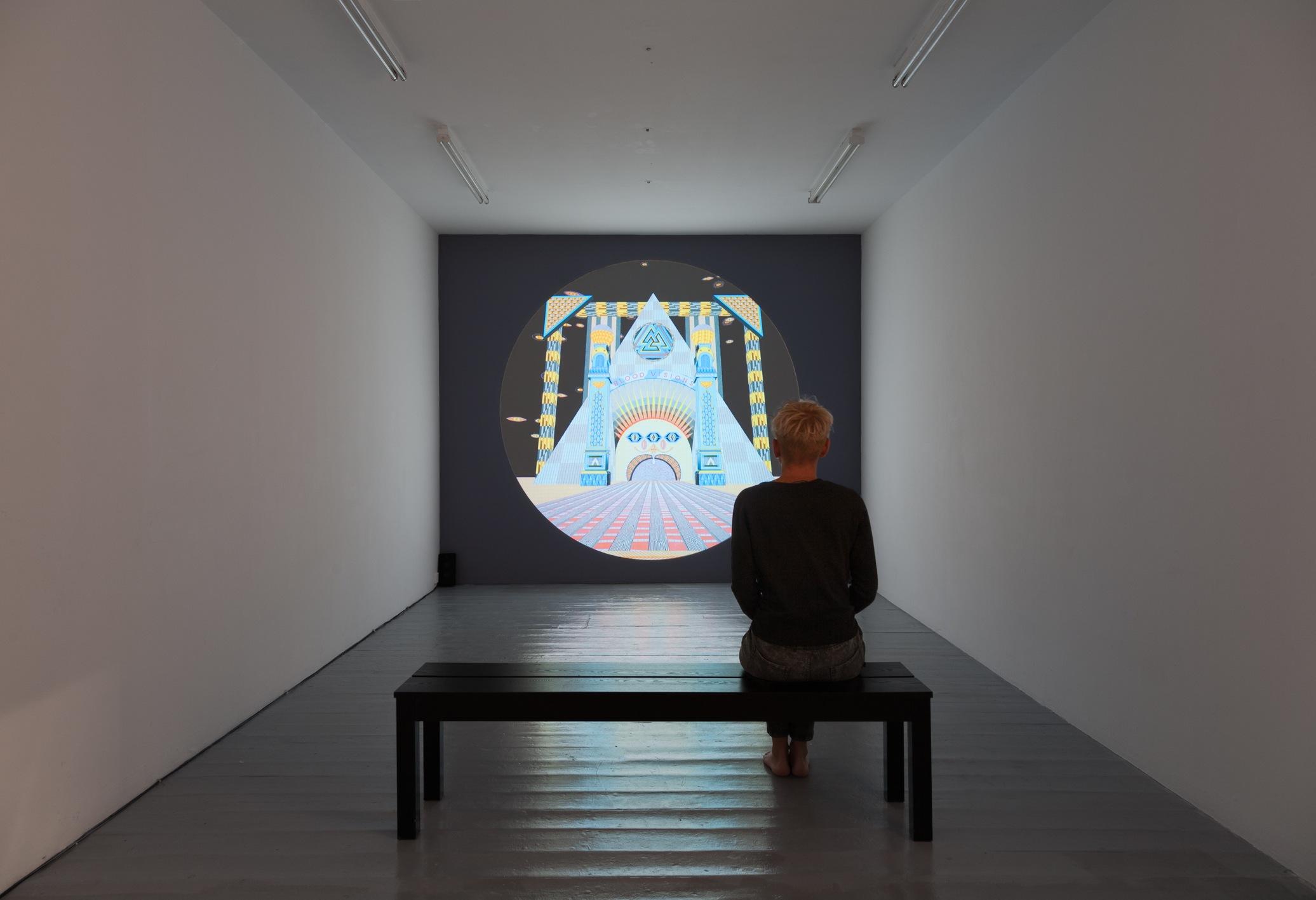Mnemonic Pulse (Installation), 2014