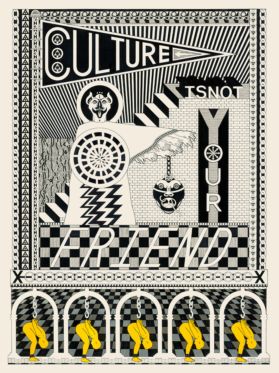 Culture Is Not Your Friend, 2014
