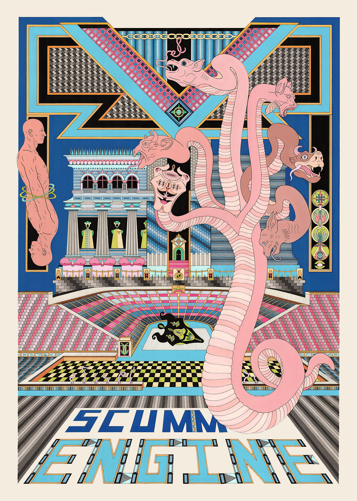 Scumm Engine, 2018
