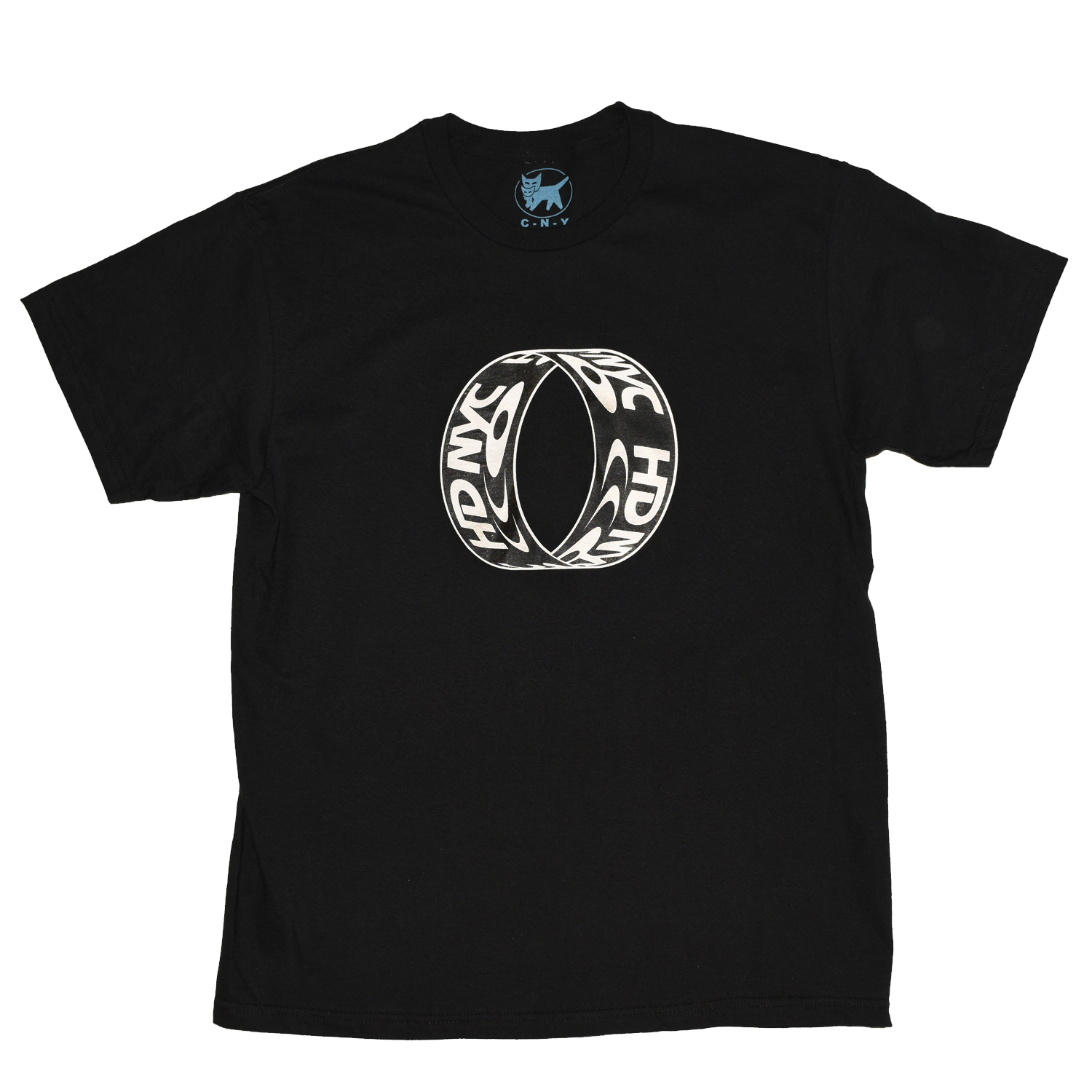 INFINITE LOOP HDNYC BLACK T