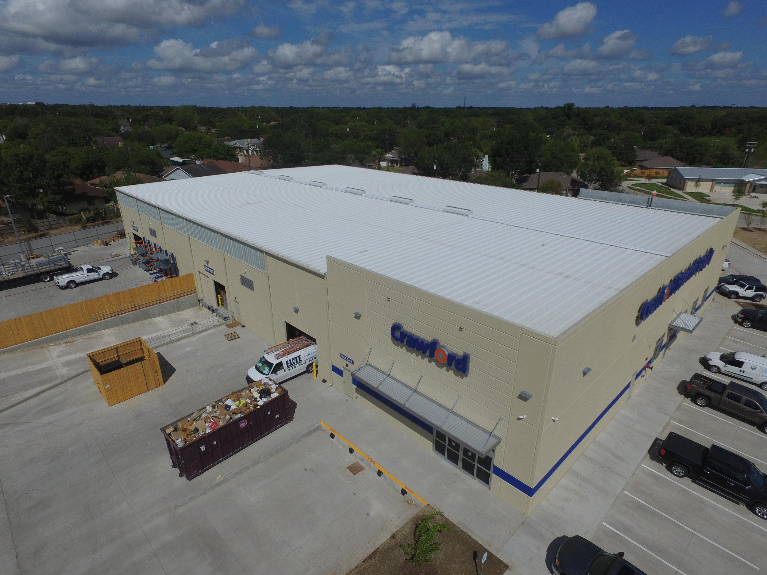 Crawford Electric Supply<br>Bryan, TX