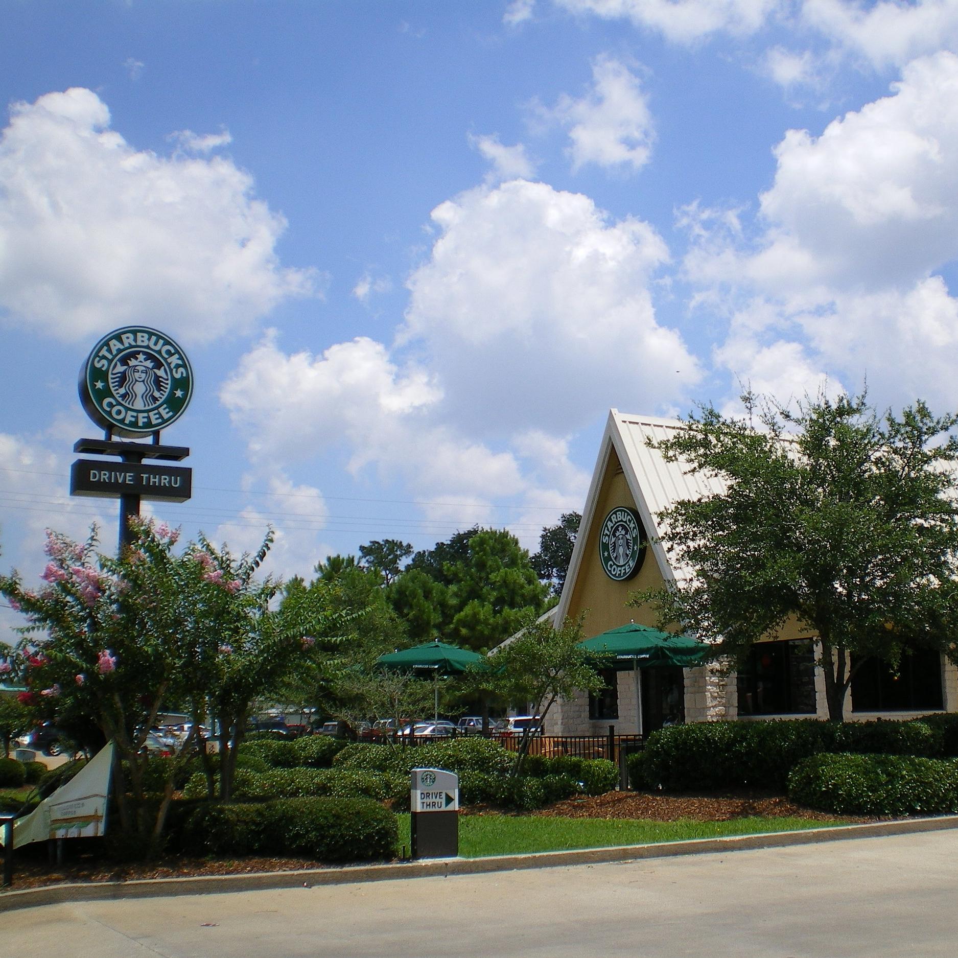 Starbucks<br>Lake Charles, LA