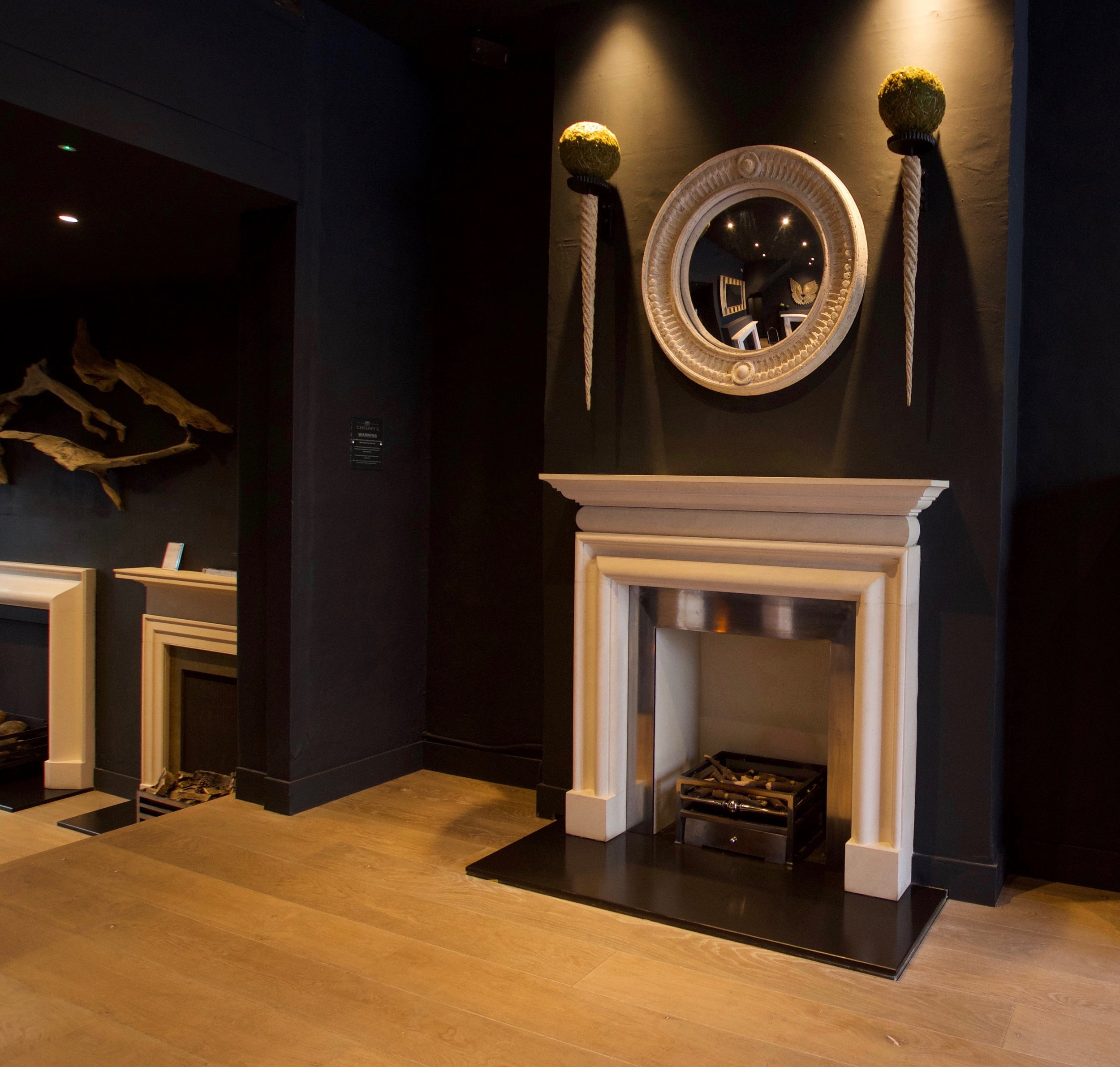 Sian Baxter Lighting Design - commercial example - www.sianbaxterlighting.com
