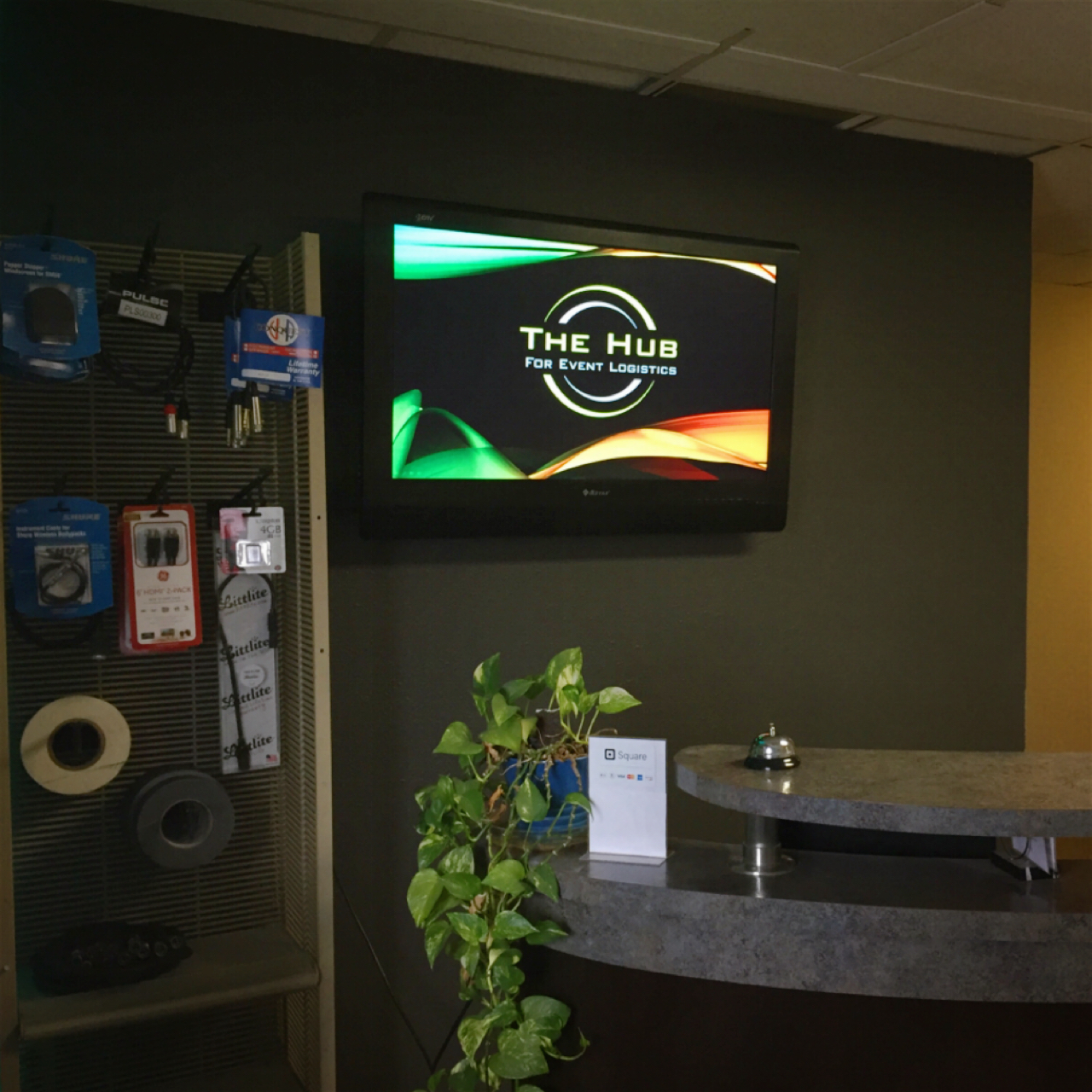Audio Visual Resources is located at The Hub for Event Logistics  500 S 59th Ave. W Duluth, MN 55805  218.722.6219