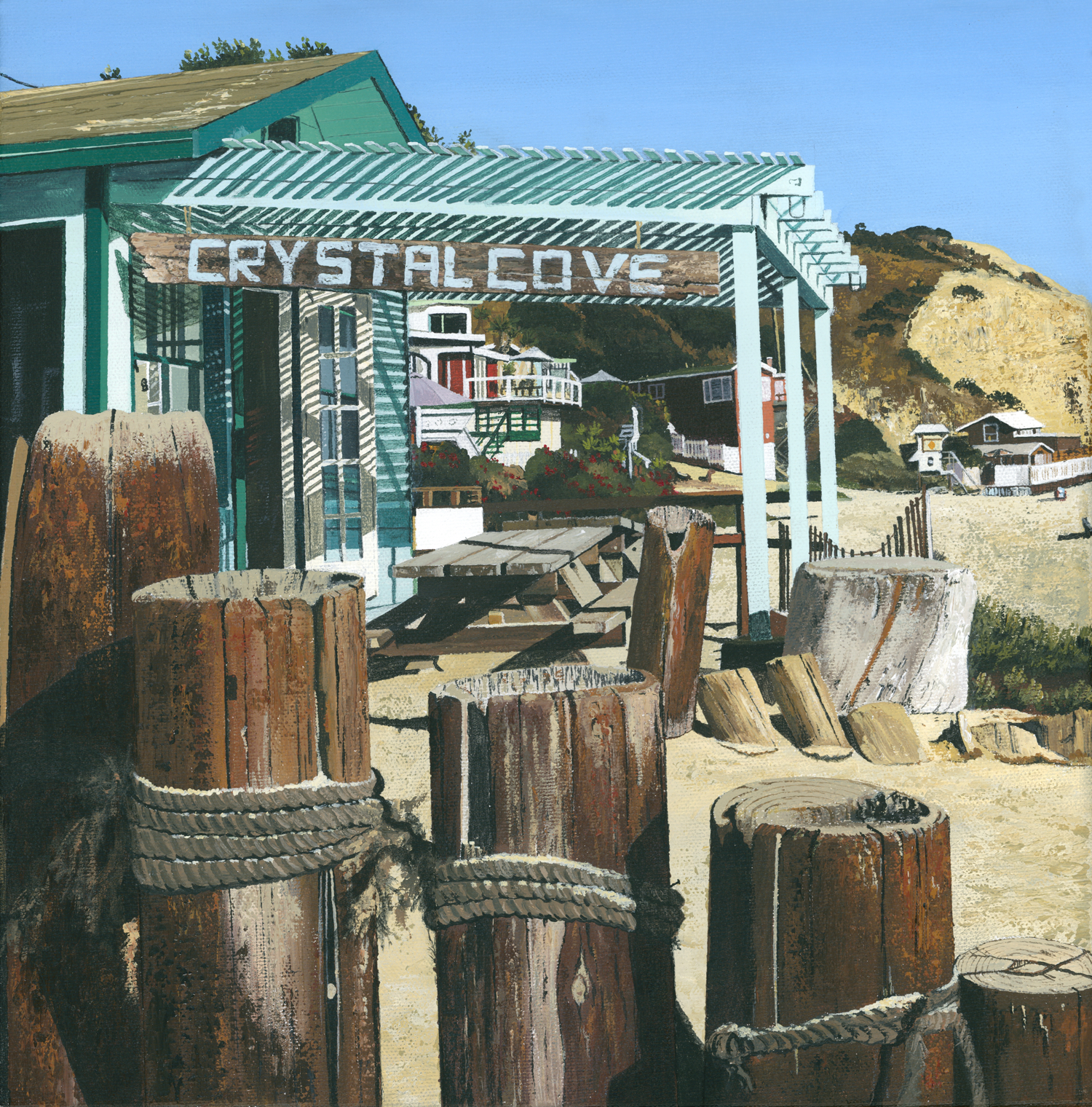 crystal cove 2