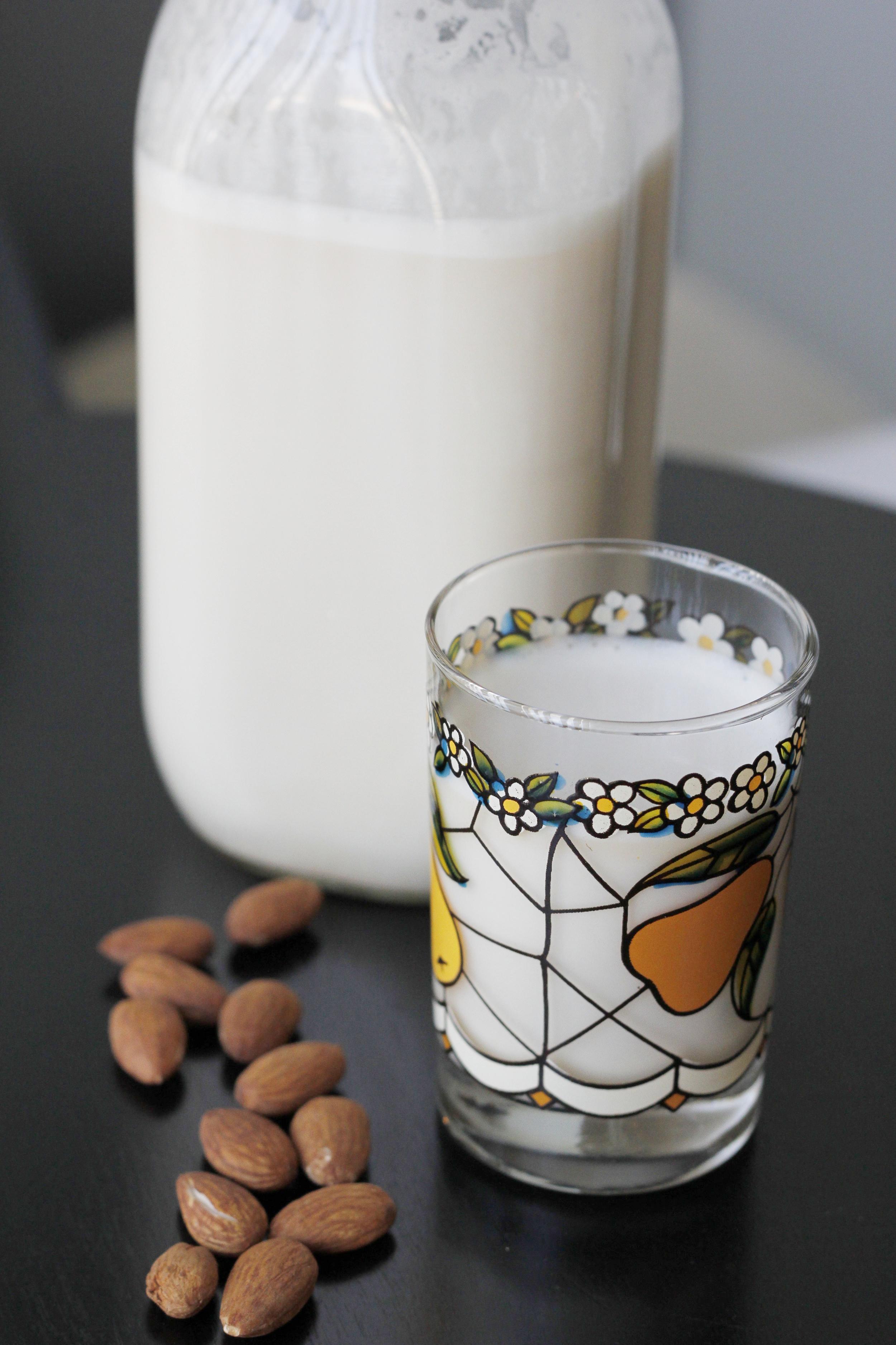 Healthy Hayles Nut Milk