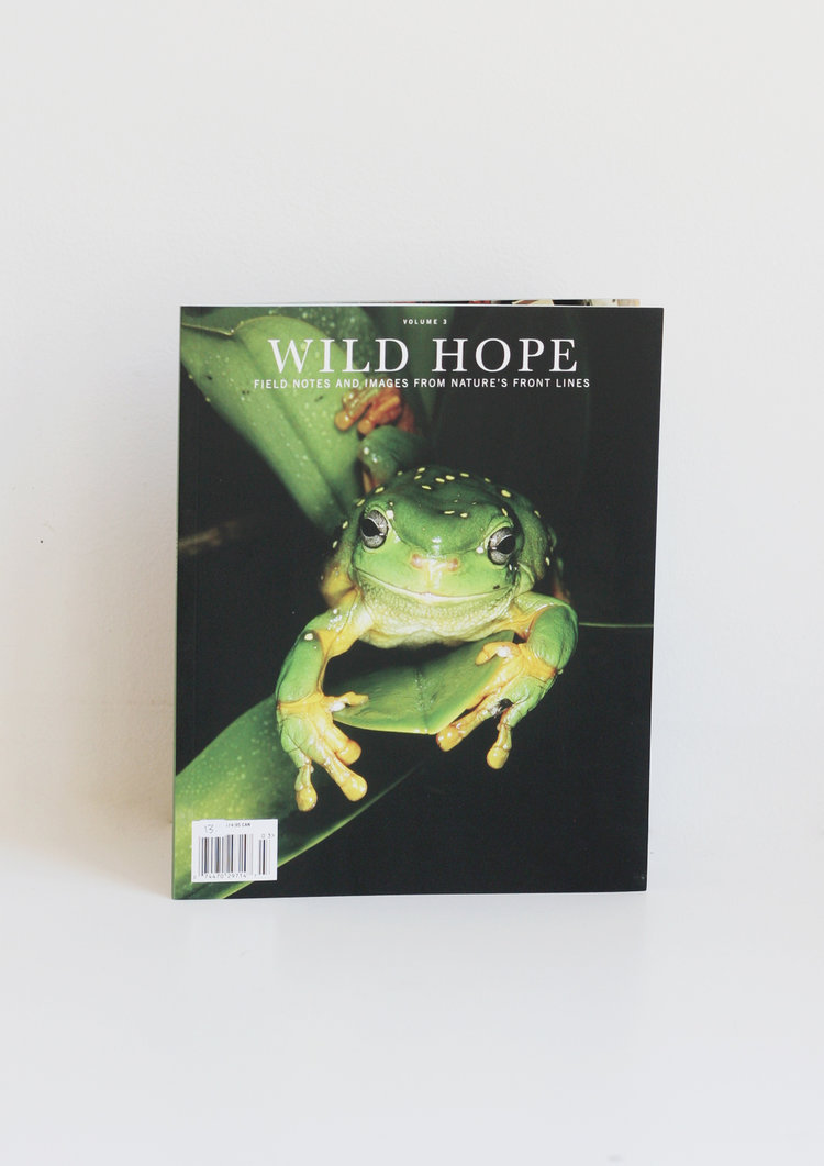 Wild Hope Magazine Issue 03 $14
