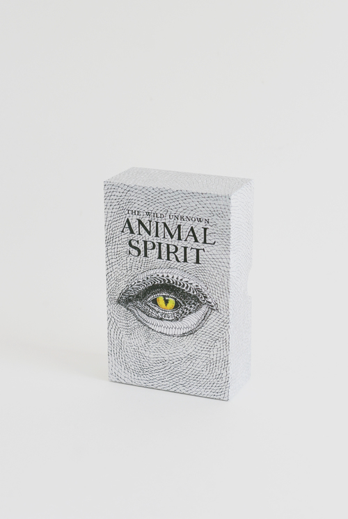 The Wild Unknown Animal Spirit Deck $40