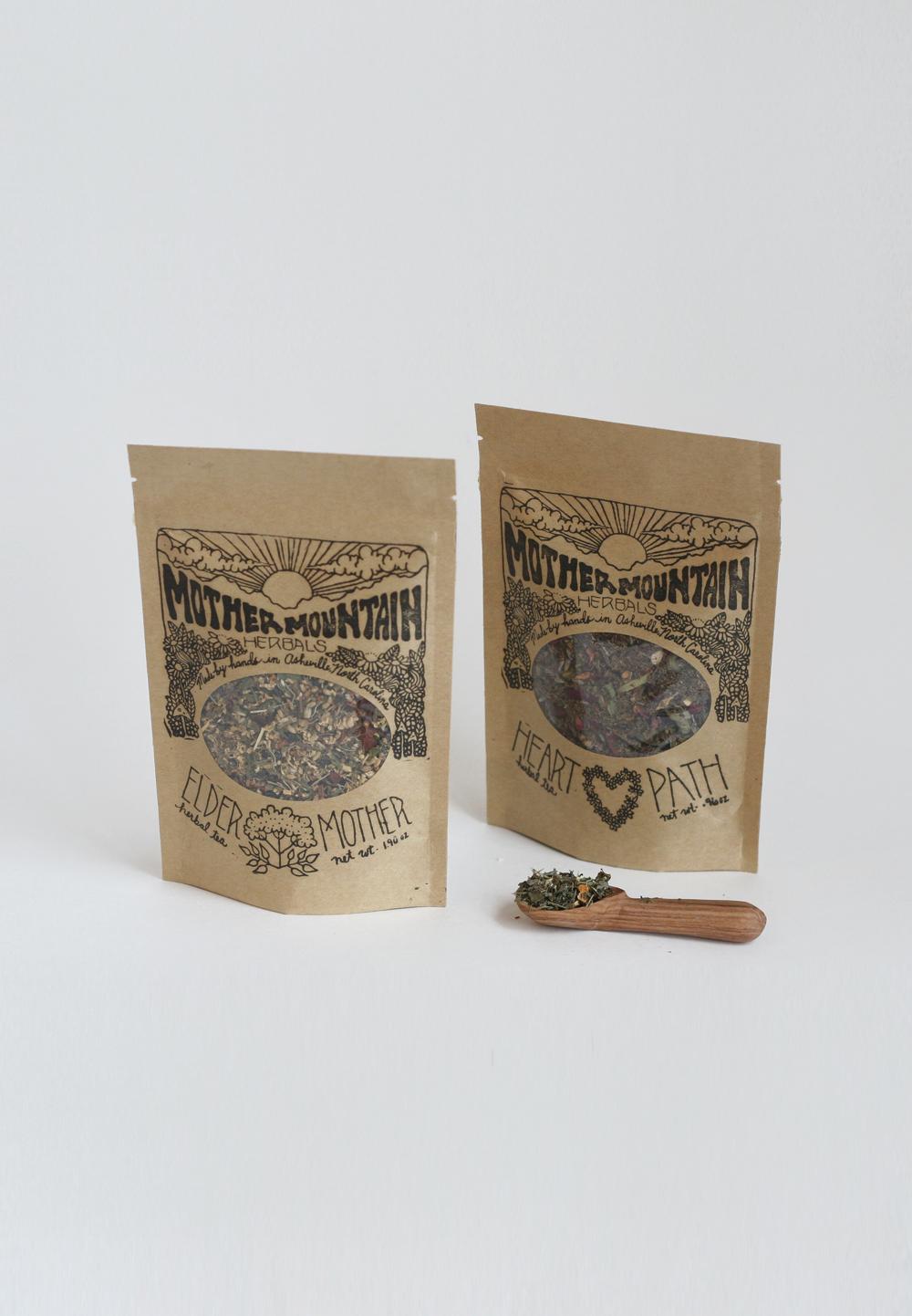 Mother Mountain Herbal Tea $13