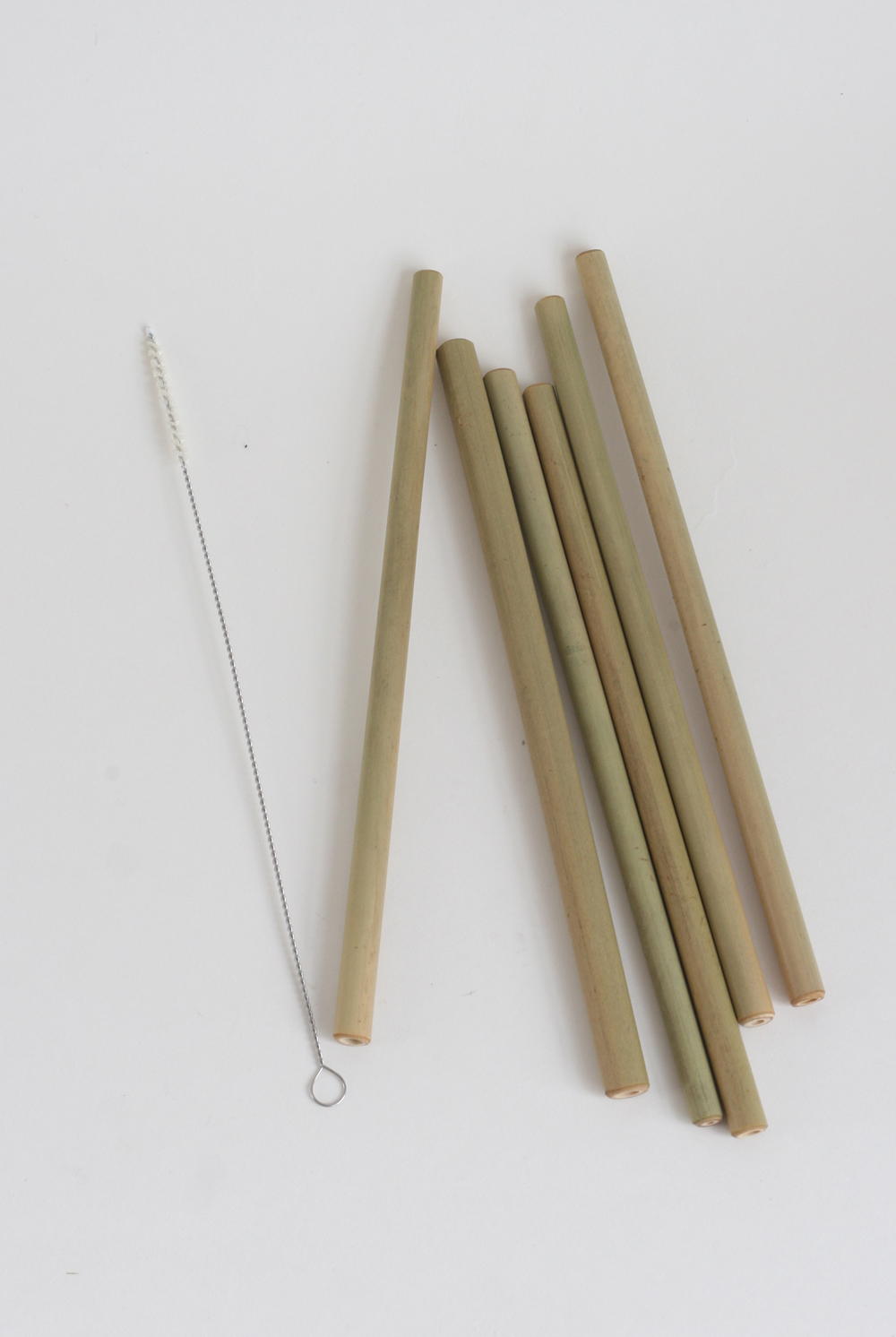 Bamboo Straws $10