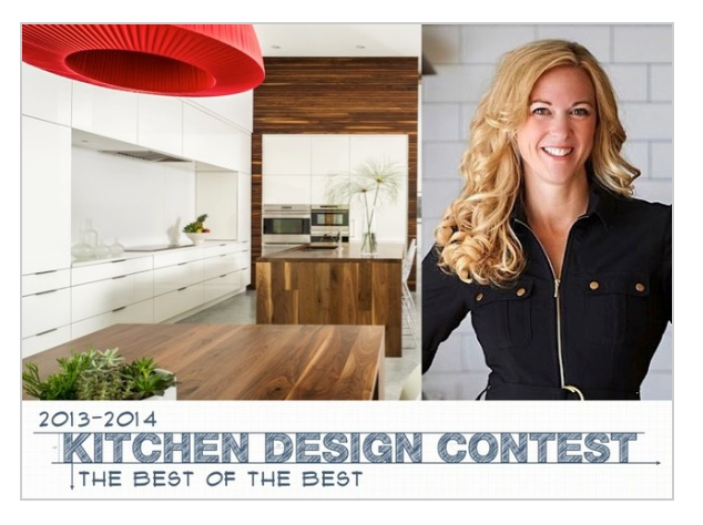 THE BEST OF THE BEST - KITCHEN DESIGN CONTEST 2013/2014