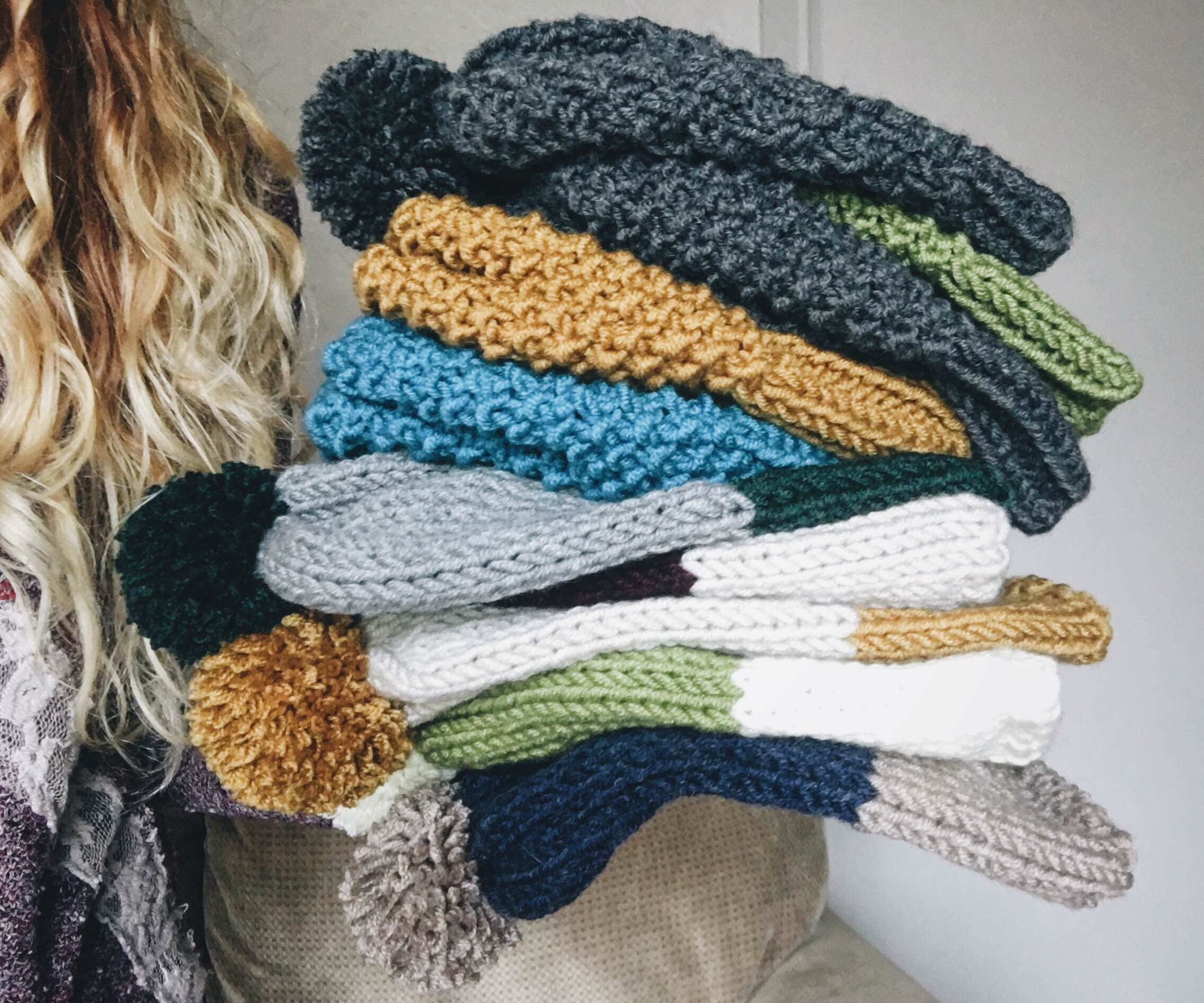 Kneedles & Leaves Knitwear