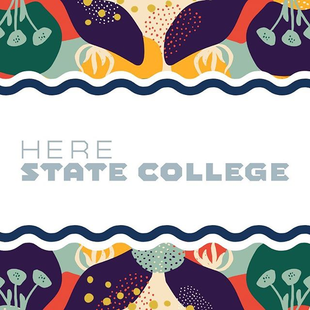 Thanks to HERE State College, a CA Student Living property, for its sponsorship of #PopUpAve! This premier student housing will be available soon downtown. Be sure to check out their booth tomorrow to learn more!