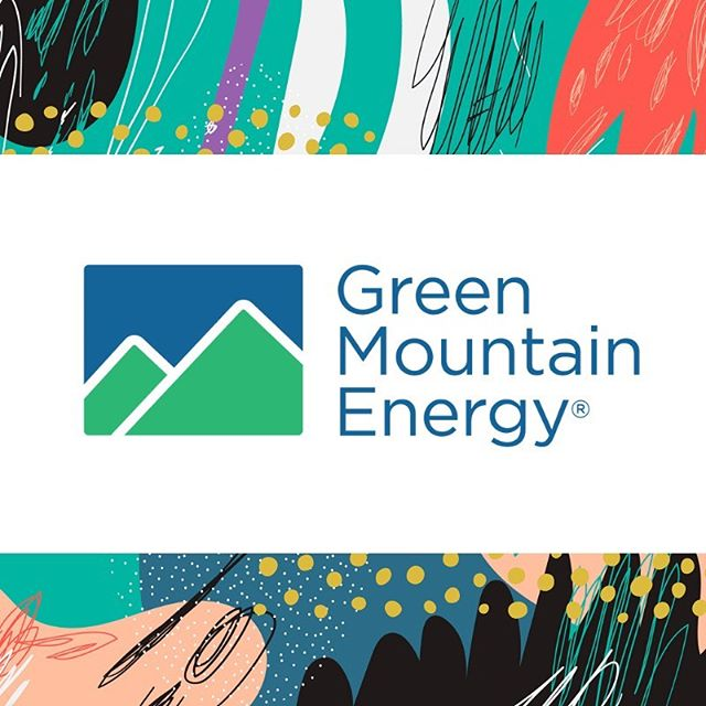 Thanks to #GreenMountainEnergy for being a sponsor of #PopUpAve! 😃 Stop by their booth tomorrow to learn the facts about clean energy. Like—did you know that just ONE wind turbine produces enough electricity to power more than 300 homes for a year??? 🤯 Mind 🌬 blown. There will also be a coloring station set up for the kiddos🖍🎨❤️ @greenmtnenergy