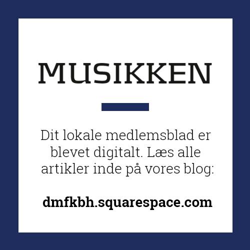 Webbanner designet til hovedsiden dmfkbh.dk som linker til bloggen.
