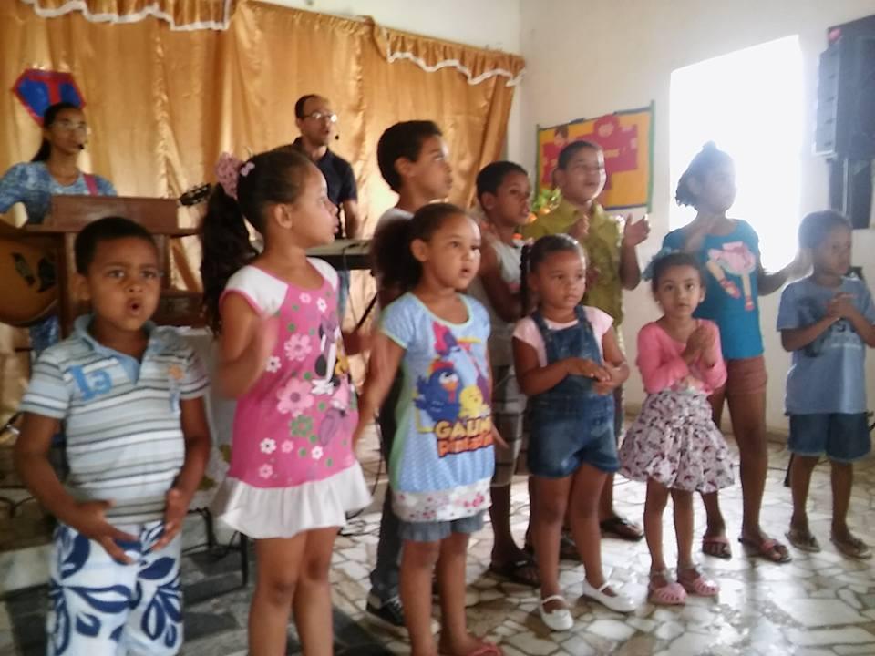 Our church presentation
