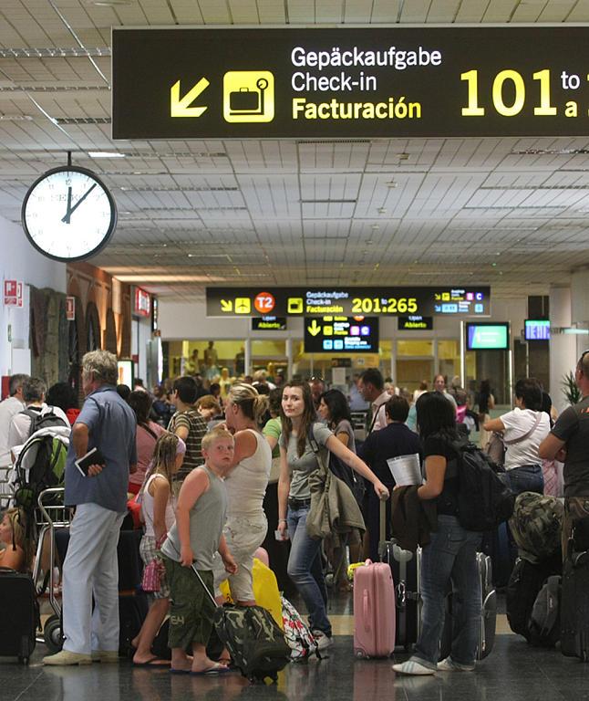 Aeropuerto de Malaga, foto AENA